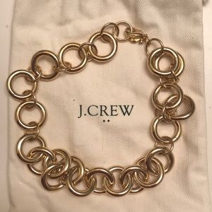 Beautiful Gold Chain J. Crew necklace